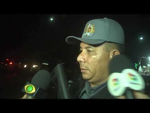 Vídeo: Mulher morre após acidente de moto na BR 316 em Bacabal