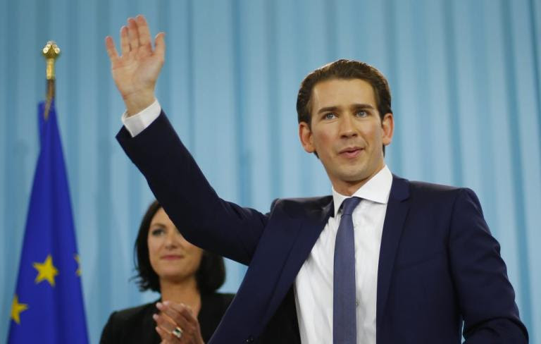 Αυστρία – Εκλογές: Ο ανθέλληνας Κουρτς είναι ο νεότερος ηγέτης της Ευρώπης | Newsit.gr