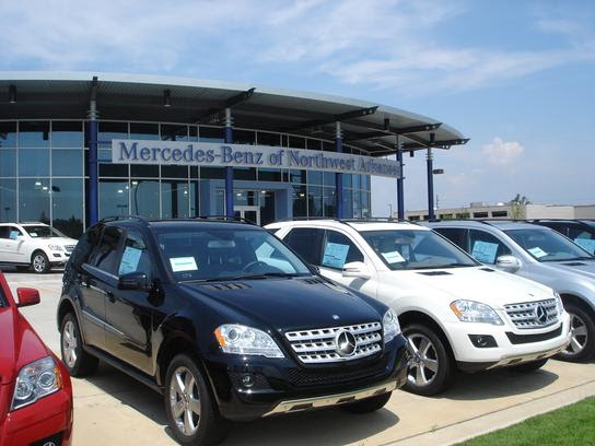 Mercedes-Benz of Northwest Arkansas car dealership in ...