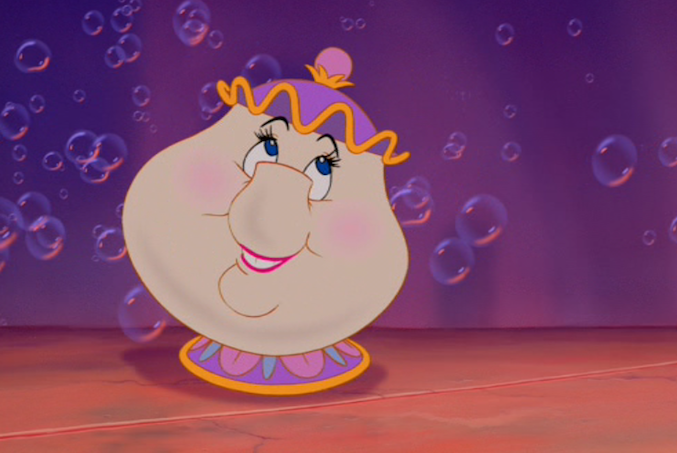 Disney Mom- Mrs. Potts