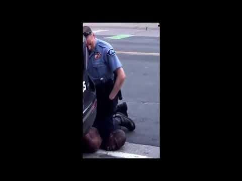لا أستطيع التنفس .. لا تقتلوني.... مقتل أمريكي أسود على يد الشرطة .. يثير حالة من الغضب