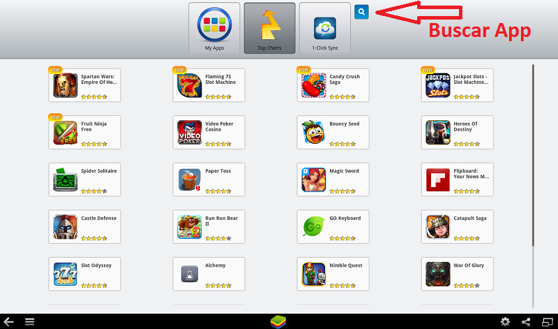 BlueStacks App Player - Instalar aplicativos Android no computador