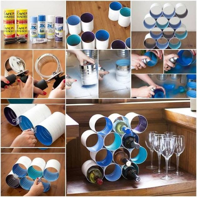 How To Make Your Own Wine Bottle Holder Pictures Photos And Images