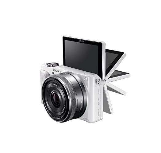 sony nex-3n flip screen