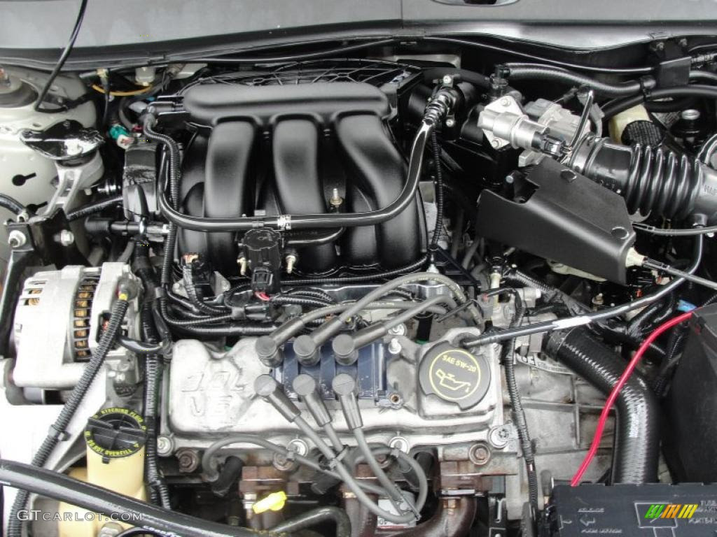 29 2001 Ford Taurus Engine Diagram