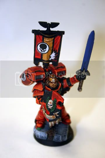 Blood Angels 2nd Company Honour Guard