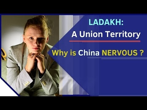 Ladakh A Union Territory by Karolina Goswami