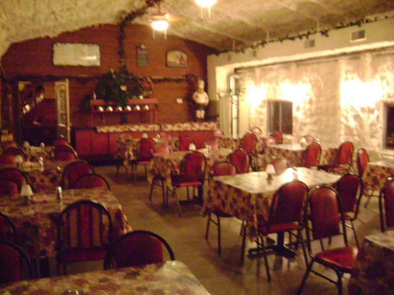 Rustic Oak Cabin Steakhouse - Home