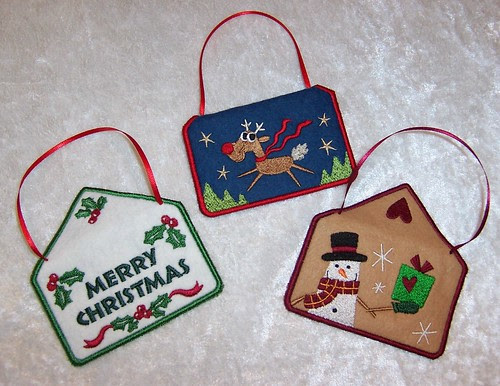 Collection of Gift Card Holders