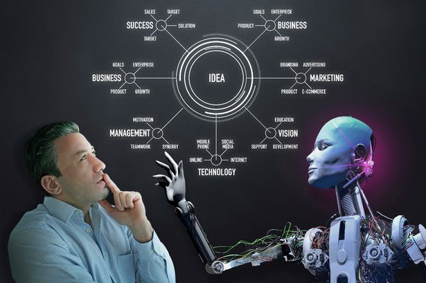Image result for Is Artificial Intelligence a Threat to Human Intelligence?