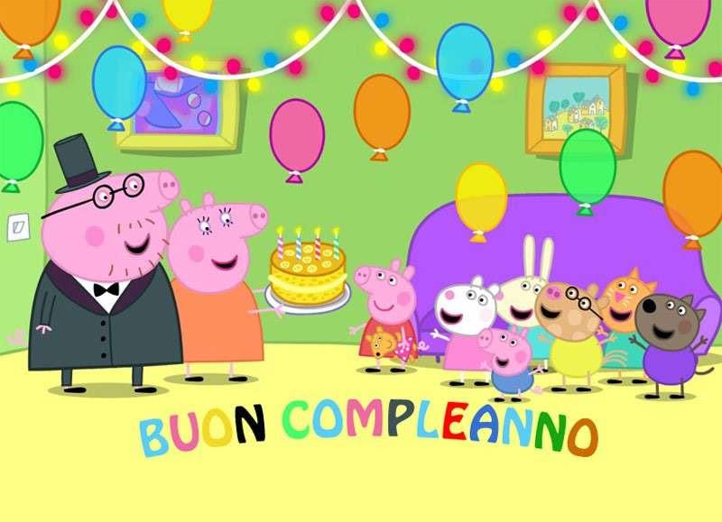 Auguri Di Buon Compleanno Bambini