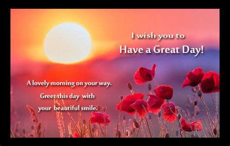 A Lovely Morning. Free Good Morning eCards, Greeting Cards