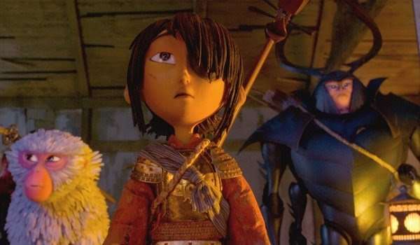 Kubo and The Two Strings Kubo Mickey Beetle