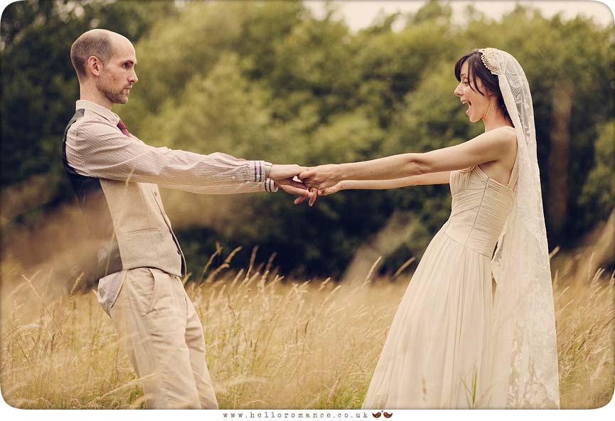 Fun Romantic Wedding Photos East Anglia- Hello Romance