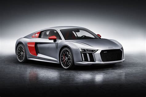 "Official: 2017 Audi R8 V10 ""Audi Sport"" Edition 200 Units Only GTspirit"