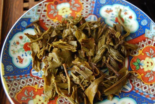 2011 Menghai Banzhang Chaye - Dashu Bulang