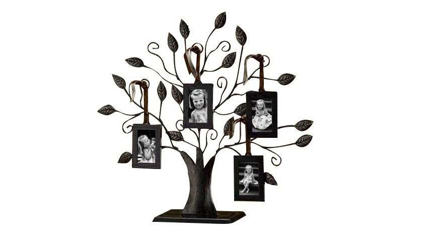 Philip Whitney Family Tree Of Life Picture Frame