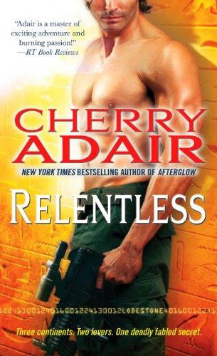 Relentless by Cherry Adair