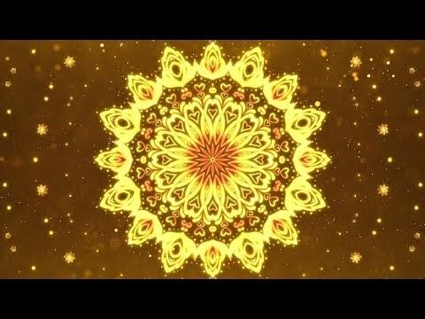 Golden Mandala – Meditative Mind