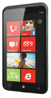 Microsoft Debuts AT&T's Mango-Powered Windows Phone 7 Handsets