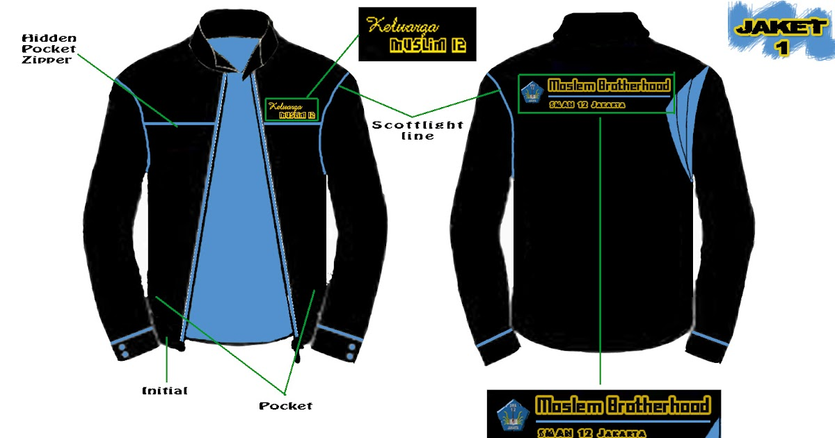 9500 Desain Jaket Levis Polos Gratis Terbaik