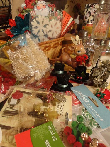 christmas supplies..