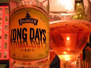 Week 10-52 Beers, Badger, Long Days, England