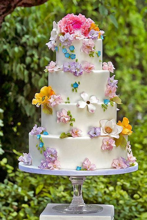 Best 25  Wedding cakes pictures ideas on Pinterest