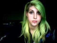 Haare Punk Frisur