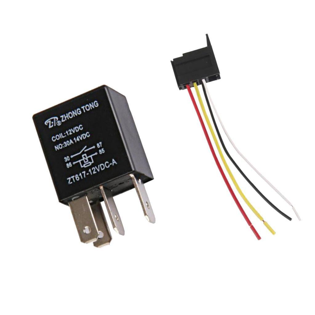 Original 4 Pin 30 Amp Relay