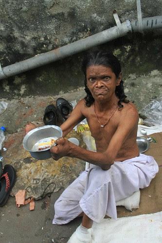 The Beggars Banganga Pitru Paksh 2013 by firoze shakir photographerno1