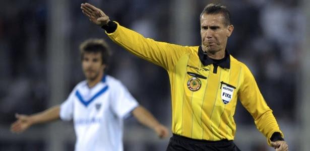 Wilson Seneme foi escolhido o melhor árbitro do Campeonato Paulista deste ano