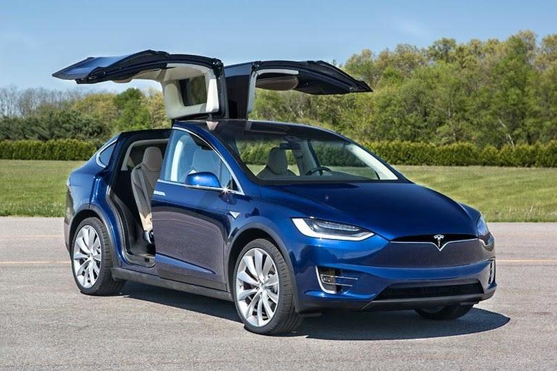 How Much Is A Tesla Suv Model X - Muitos Modelos