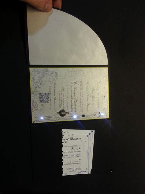 [TC] Electronics Engineers Wedding Invitation Card