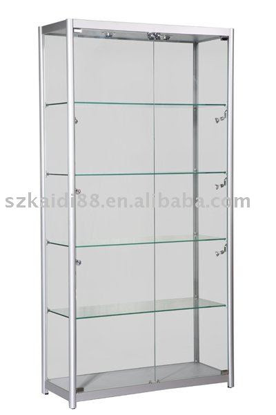 Best Aluminium Display Showcase, Top cosmetics display design ...
