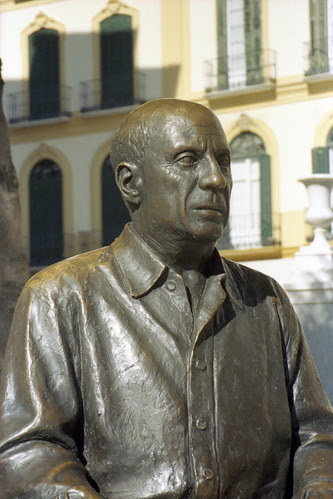 Pablo Picasso by pho-Tony