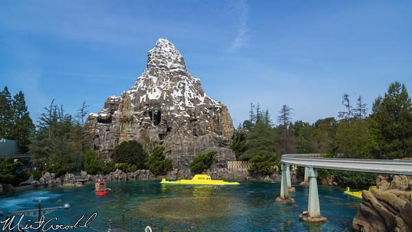 Disneyland Resort, Disneyland, Finding, Nemo, Submarine, Voyage, Tomorrowland, Matterhorn
