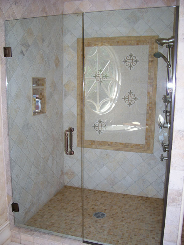 Shower Doors Charlevoix Glass