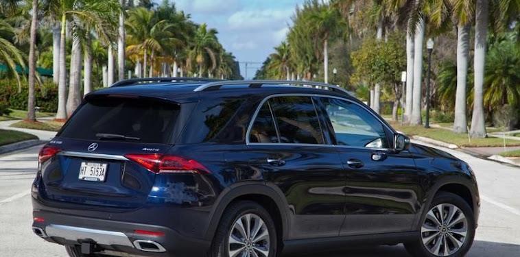Mercedes Benz Gle Suv 2020