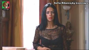 Sofia Ribeiro sensual na novela Doce Tentação