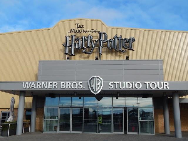 Lontoo Harry Potter