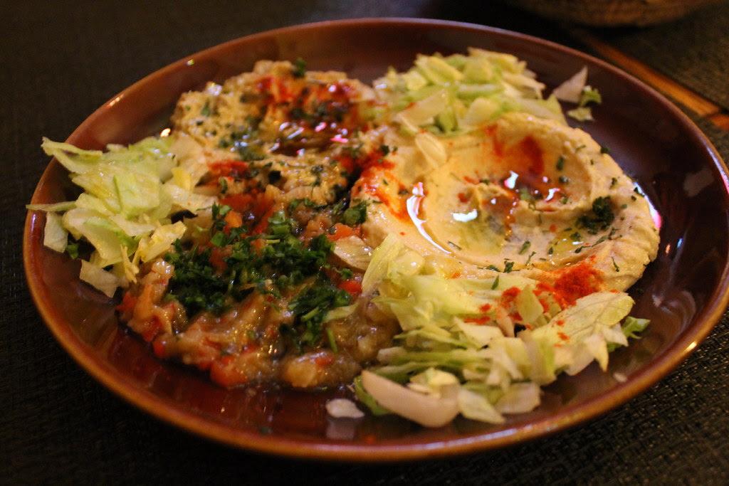 Moroccan food.