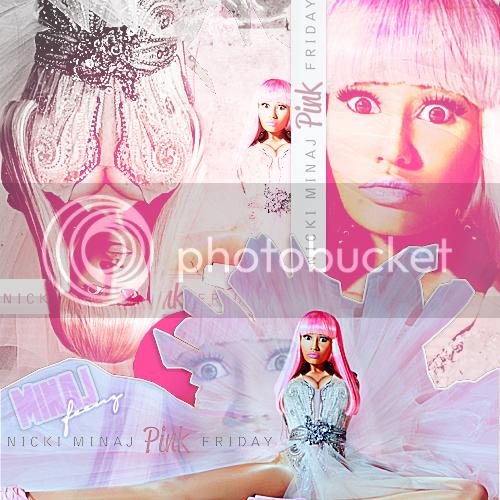 nicki minaj pink friday cover. nicki-minaj-pink-friday-album-