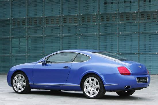 2003 Bentley Continental R. 2003 Bentley Continental R.