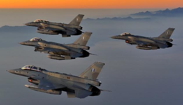 ISDA: «ΠΑΡΜΕΝΙΩΝ 2013» και οι επιδόσεις της Πολεμικής Αεροπορίας