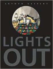 Lights Out by Arthur Geisert: Book Cover