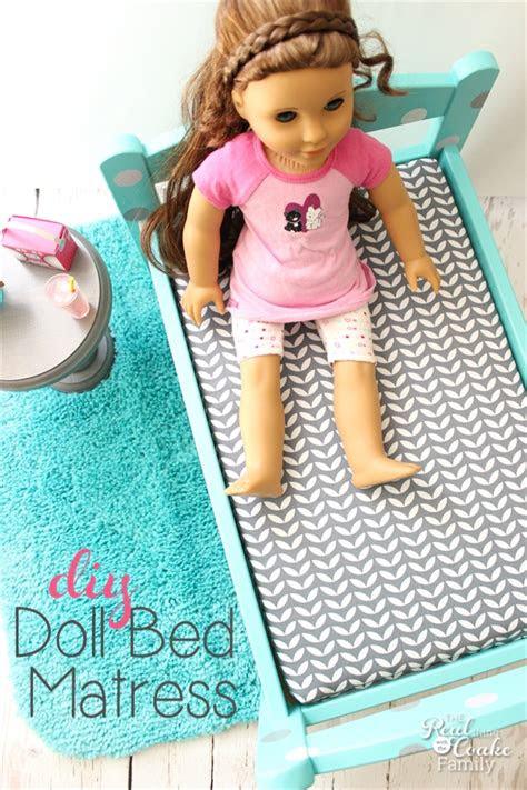 mattress   doll bed