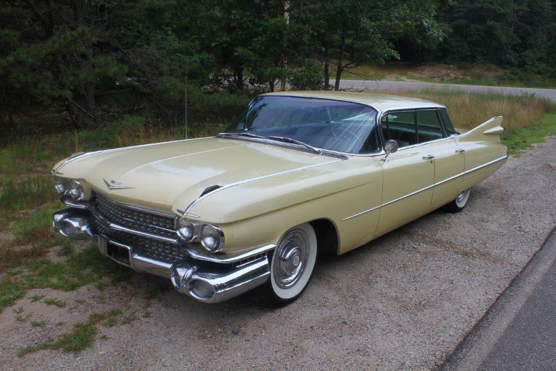 1959 Cadillac Sedan de Ville For Sale