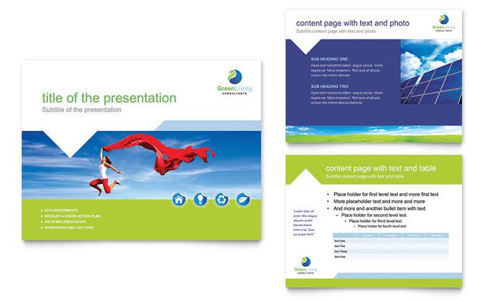 Template powerpoint presentation fieldstation toneelgroepblik Image collections