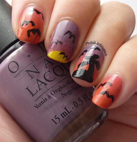 tropical nail art3